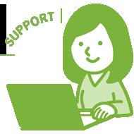 Bさんの個別サポート(就労移行支援)