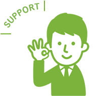 Aさんの個別サポート(自立訓練)